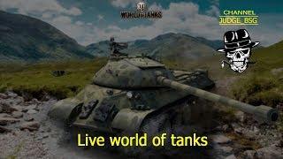 (Live World of Tanks TV/ Kazakhstan)