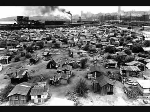 Consequences of the great depression and