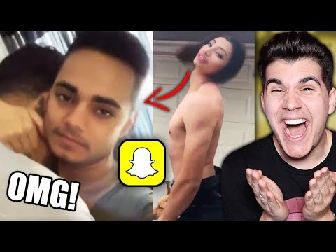 Funniest SNAPCHAT Gender Swap Memes! **HILARIOUS COMPILATION**
