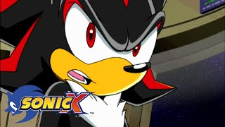 [OFFICIAL] SONIC X Ep60 - Trick Sand