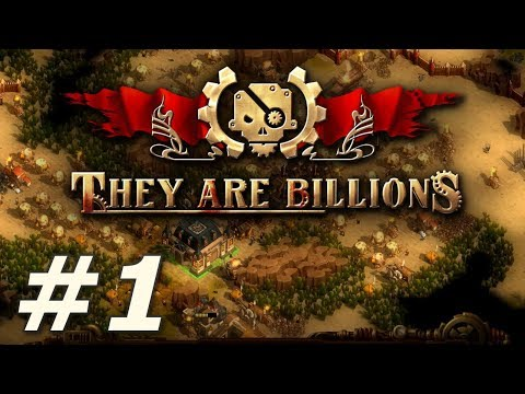They Are Billions | Desolate Wastelands - Part 1