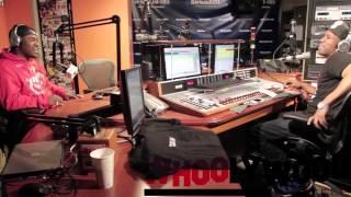 ASAP FERG vs DJ WHOO KID on the WHOOLYWOOD SHUFFLE at SHADE 45 SIRIUSXM