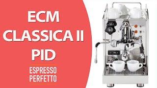 ECM CLASSIKA II PID Espresso Kahve Makinesi