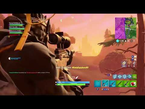 Just a small video of some of the achievements I've attained playing Fornite in a quick clip.
