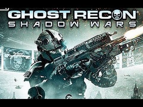 Видео № 0 из игры Ghost Recon Shadow Wars [3DS]