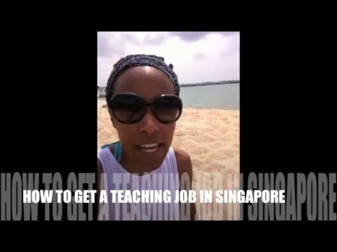 , title : 'How to find a job in Singapore TEFL  Teaching