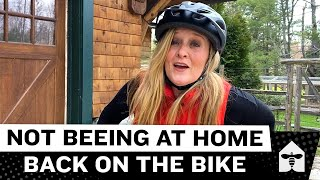 Not Beeing At Home: Ep. 1 - Sam is Back On The Bike