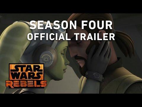 《星際大戰:反抗軍起義》第四季預告
