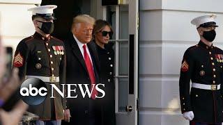 Senate votes to acquit former President Donald Trump