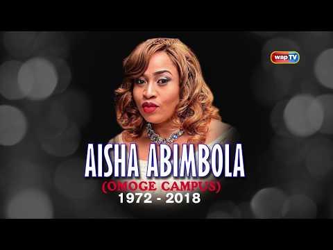 TRIBUTE TO NOLLYWOOD ACTRESS AISHA ABIMBOLA