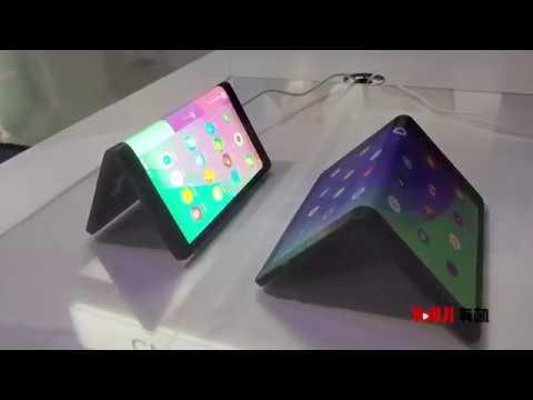 Lenovo mostra nuovamente al pubblico il suo tablet pieghevole