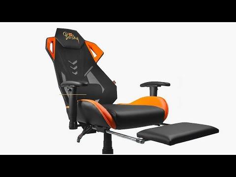 При всех своих недостатках лучшие офисные и геймерские кресла на рынке компании Barsky