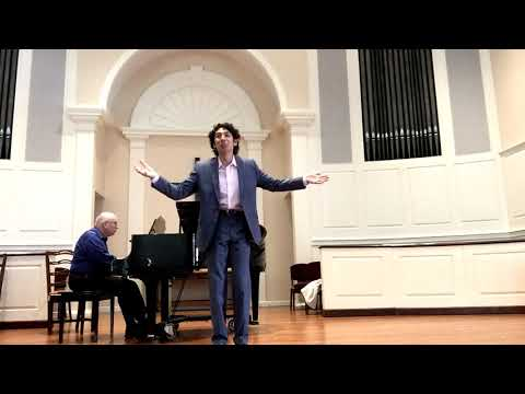 Ne Bronchez Pas from Manon by Massenet  Oct. 1, 2017