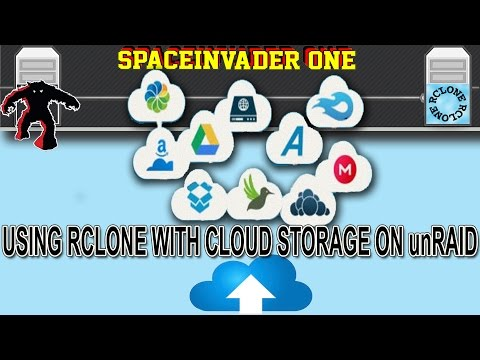 Download How To Use Rclone In Unraid Copy Sync And Encrypt