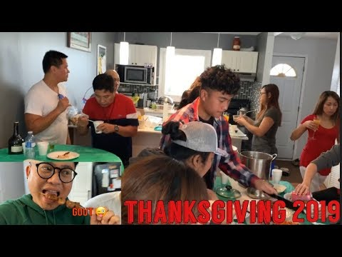 Thanksgiving 2019 | Happy Family | Samson Clan