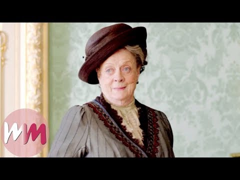 Top 10 Things We NEED to See in the Downton Abbey Movie