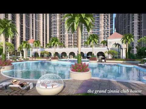 3D Tour of Prateek Grand City