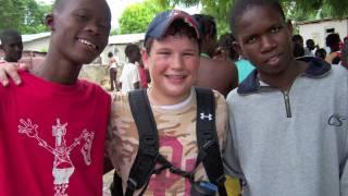 preview picture of video 'Collin - Haiti Mission Trip 2009'
