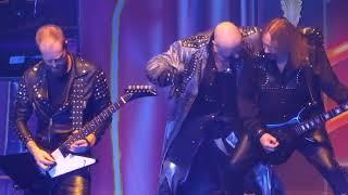 """""""Turbo Lover"""" Judas Priest@The Anthem Washington DC 3/18/18"""