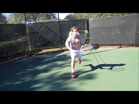 Tom Blackwell North Florida Tennis Champion - SAS Tennis Training