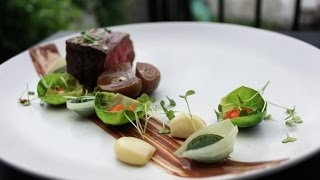Plating Food #12 | The Venison |