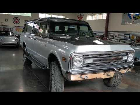 1972 Chevrolet Suburban (CC-1412908) for sale in Hailey, Idaho