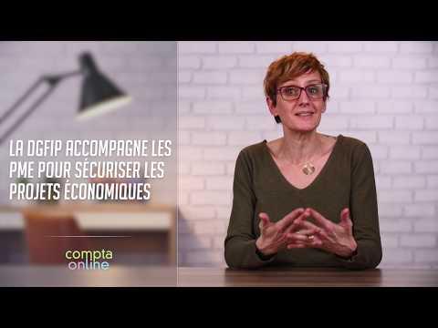 La DGFIP accompagne les PME pour sécuriser les projets économiques