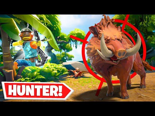 Video Aussprache von hunter in Englisch