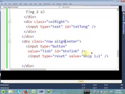 VD01 - Start ASPNet Part 1