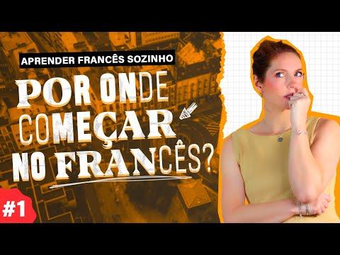 Aprender francês sozinho 1 I Por onde começar + roteiro para baixar I Céline Chevallier