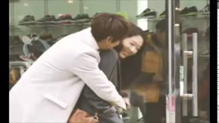 ♥ MinShin Couple Heirs BTS ♥ || I DO ||