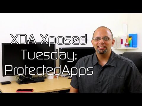 Video of ProtectedApps