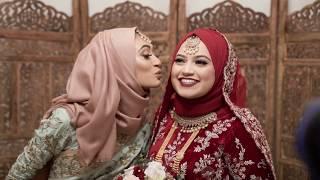 Haleemah & Mamunul Wedding Highlight Video In London | Bengali Wedding Cinematography