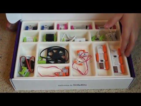 BEST LittleBits Gizmos & Gadgets Review
