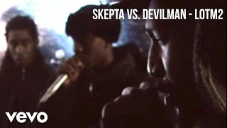 Skepta Vs. Devilman   Lord Of The Mics 2