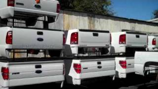 Pick-up Truck Beds  Used and Take-off