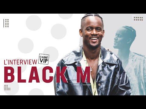 Black M ses succès, ses échecs en interview dans Carré Vip
