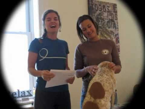 TaoMassage Dynamic Living Event: Woof! Canine Massage ...