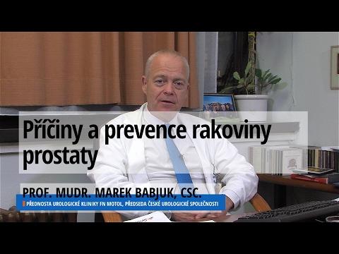 Tj oblast prostaty