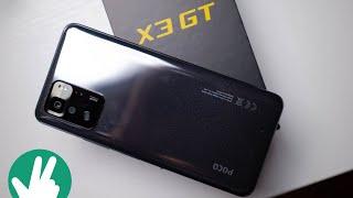 Xiaomi Poco X3 GT: 5G and plenty of speed!