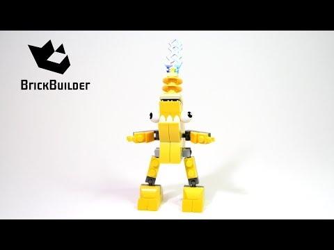 Vidéo LEGO Mixels 41507 : Zaptor