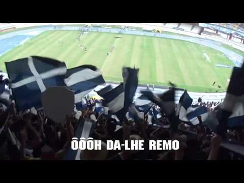 """""""Camisa 33 - Dizem Que Somos Loucos da Cabeça - Legendado"""" Barra: Camisa 33 • Club: Remo"""