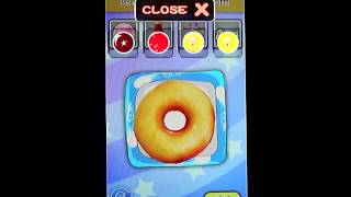 Donuts Maker Cooking game Android Gameplay