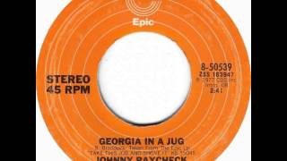 Johnny Paycheck -- Georgia In A Jug