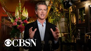 Newsom signs executive order making California vote-by-mail state