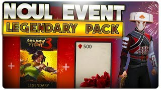 LEGENDARY PACK + Noul Event   Shadow Fight 3 [LIVE#45]