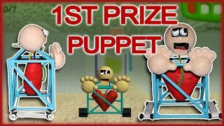 How to Make: 1st Prize Puppet (Baldi