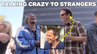 Talking Crazy to Strangers! (Greg Benson & Jack Vale)