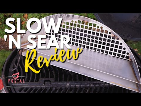 Slow N Sear Plus Review – Charcoal Basket BBQ Accessories for the Grill