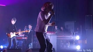 The Charlatans-COME HOME BABY-Live @ O2 Apollo, Manchester, England, UK, December 2, 2017